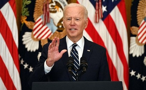 Hard to meet May 1 deadline to withdraw US troops from Afghanistan, says Biden