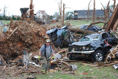Tornadoes kill five in Alabama