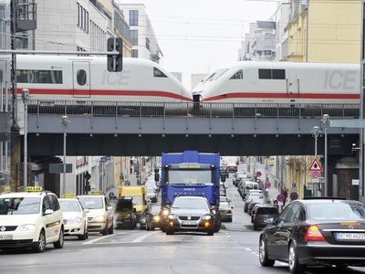 Demand for German goods keeps factories humming through lockdown