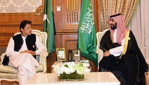 Pakistan supports Saudi Arabia's 'Green Middle East' initiative, says PM