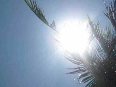 Very Hot weather is expected in Sindh and Balochistan
