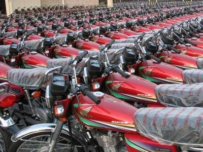 Honda yet again increases bike prices in Pakistan
