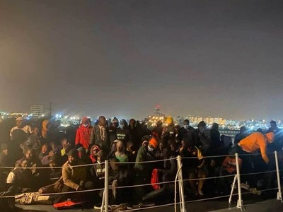 Libya stops 1,000 Europe-bound migrants in two days