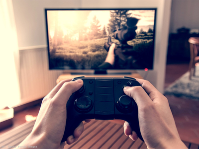Sales of video games hit UK record in 2020