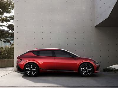 Kia unveils its highly anticipated 'EV6'