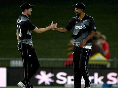 New Zealand seal Bangladesh T20 series with 28-run win