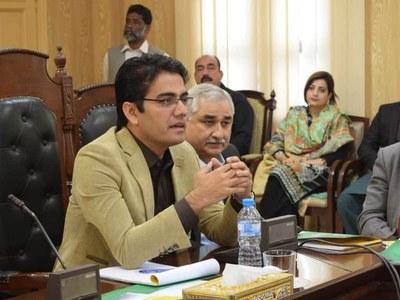 Ban imposed on marriage halls, visitors in civil secretariat in KP: Bangash