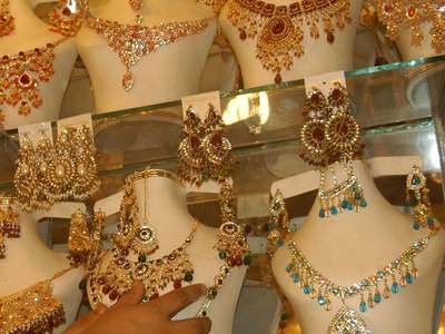 Jewellery exports record 100.87pc increase