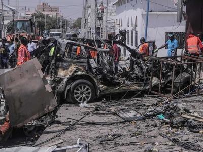 Four dead in roadside explosion in Mogadishu