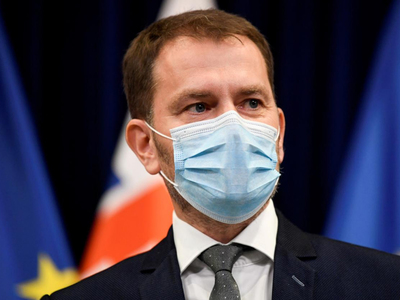 Slovak PM resigns over handling of pandemic