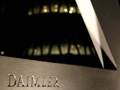 Daimler says despite chip shortage, 2021 off to good start