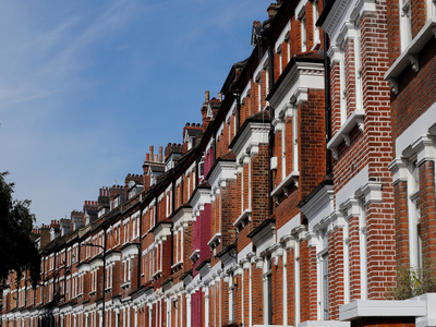 UK house price rise slows down in March, Nationwide says
