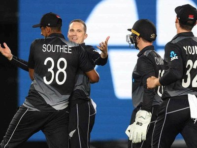New Zealand beat Bangladesh in rain-hit 3rd T20