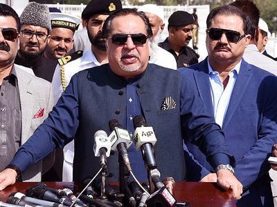 Governor reviews uplift schemes of Karachi