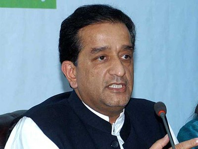 Amin Aslam urges world to support Pakistan to control climate change impacts