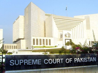 SC adjourns hearing on re-election in NA-75 constituency