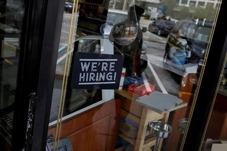 Vaccines, fiscal stimulus power U.S. employment; economy blooming