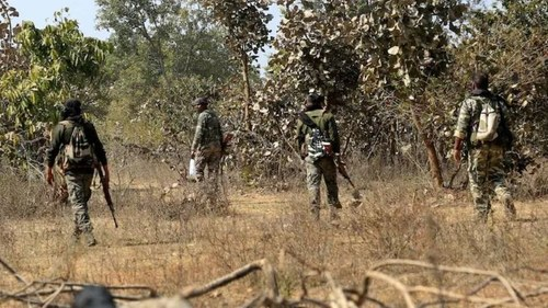 Maoist rebels kill 22 Indian security forces in gun attack