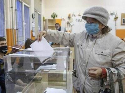 Bulgarian PM seeking fourth term in Covid-hit vote