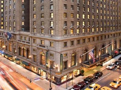 'Roosevelt Hotel attached by court in Reko-Diq case'