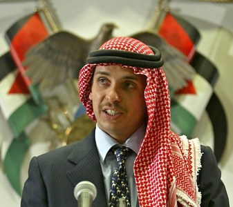 Jordan's Prince Hamza says he will disobey army orders to keep silent