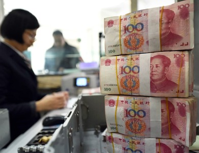 Yuan edges up as investors catch up with dollar weakness after holiday
