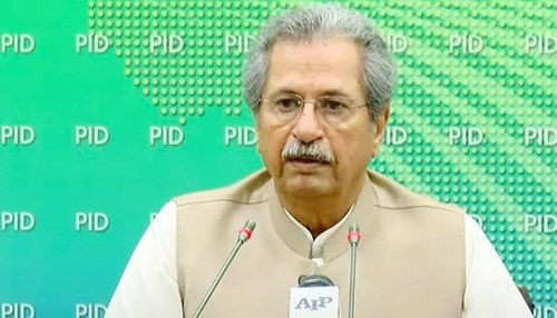 Schools in COVID hotspots to remain closed till April 28, says Shafqat