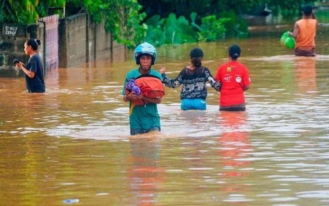 Pakistan expresses sorrow over deaths caused by floods, landslides in Indonesia