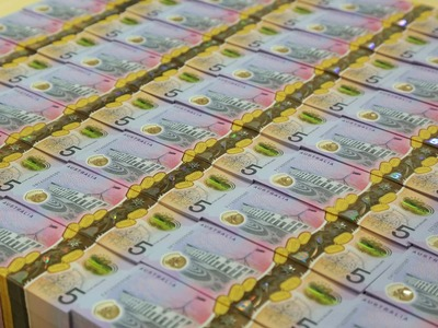 Australia, NZ dollars aided by strong global data as RBA sounds upbeat