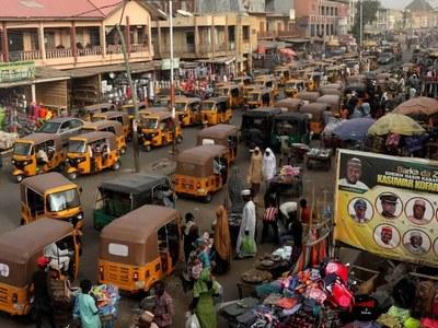 Fear in Nigerian town after jailbreak