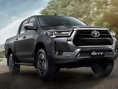 Great news – Booking of new Hilux Toyota Revo is open