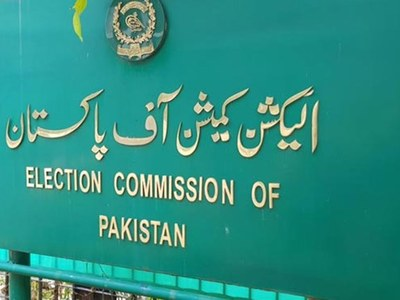ECP issues statistical data of registered voters