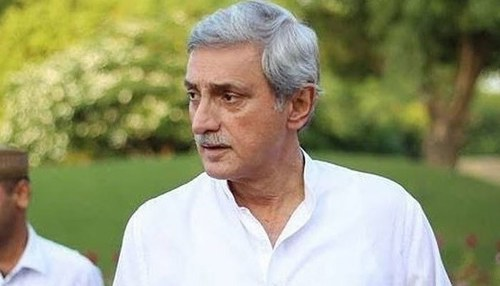Jahangir Tareen rejects reports of meeting Asif Ali Zardari