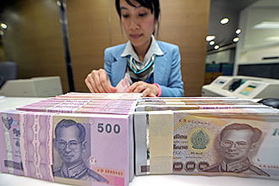 South Korea's won, Thai baht leads Asia's FX higher as US yields dip