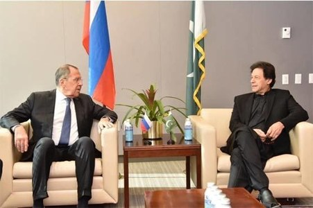 PM appreciates Russia's efforts for promoting Afghan peace process