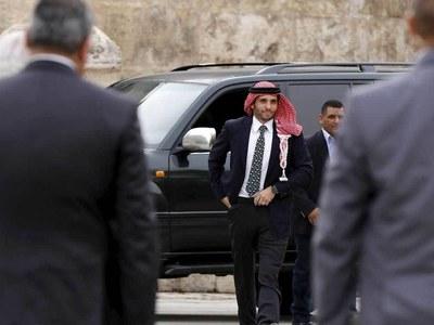 Jordan press goes silent over 'plot' prince