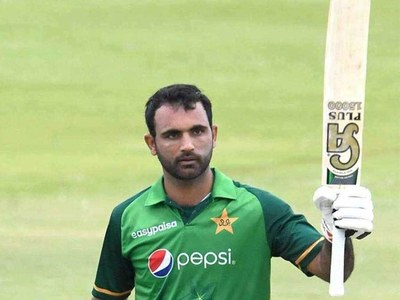 Fakhar Zaman hits second successive century