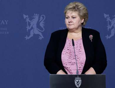 Norway to ease COVID restrictions if infections decline, PM says