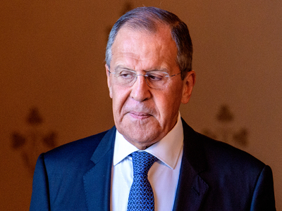 Lavrov says Russia ready to 'further deepen' ties