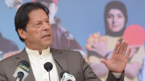 PM Khan performs groundbreaking of residential complex in Islamabad