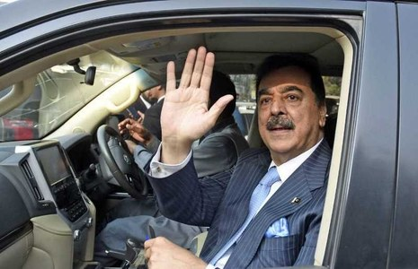 Gillani files intra-court appeal in IHC against Senate chairman election