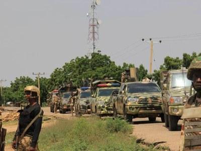 Nigeria police repel attack in restive southeast