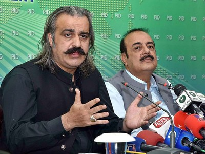 Political consensus vital for changing GB status: Gandapur
