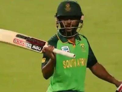 South Africa captain Bavuma out of T20 series against Pakistan