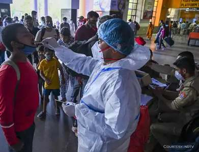 India's COVID-19 infections, deaths surge as migrants start to flee cities