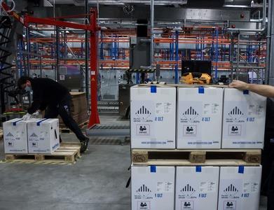 EU preparing orders for 1.8bn vaccine booster shots
