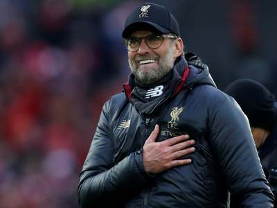 Villa are in contention for Europe, says Liverpool's Klopp