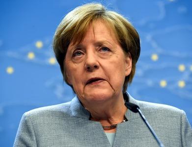 German Chancellor Merkel mourns Britain's Prince Philip