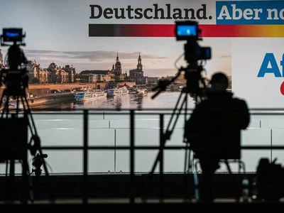 Germany's far-right AfD firms up election strategy