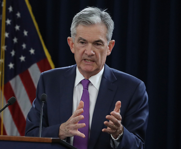 US economy at an 'inflection point': Powell